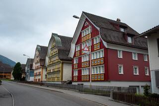 Swiss Tour: Appenzell