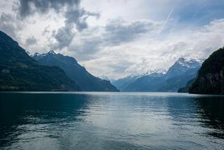Swiss Tour: Gotthard Panoramic Express