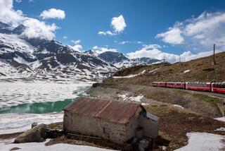 Swiss Tour: Bernina Express