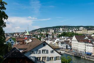 Swiss Tour: Zürich