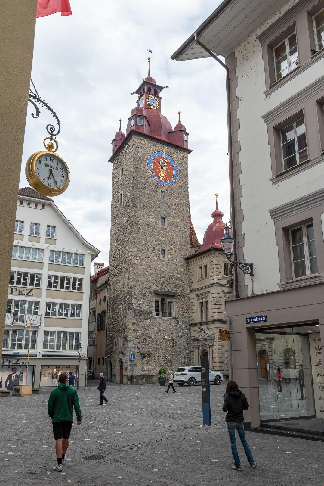Altes Luzerner Rathaus (Town Hall)